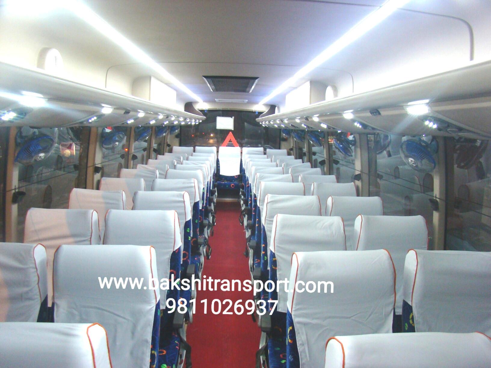 45 Seater Led Light Interior
