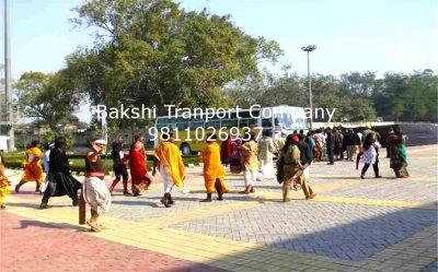 Tourist Luxury Buses Coaches Delhi