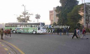 Luxury Buses Coaches In Delhi