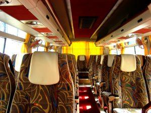 27 Seater Inside