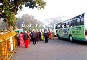 Tourist Luxury Buses